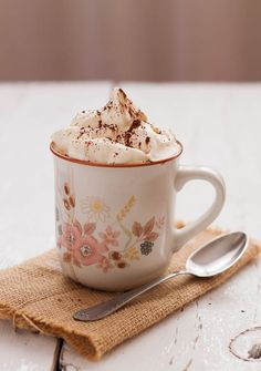 Mugs of cocoa and snuggly blankets