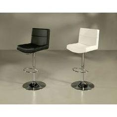 "Pastel Furniture Versailles Hydraulic 30"" Barstool in Chrome   Wayfair"