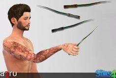 A3RU: Wand accessory • Sims 4 Downloads