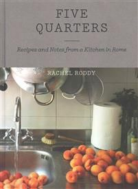 """Read """"Five Quarters Recipes and Notes from a Kitchen in Rome"""" by Rachel Roddy available from Rakuten Kobo. Rachel Roddy's Five Quarters won the Guild of Food Writers' First Book award and the André Simon Food Book award '. Italian Cooking, Italian Recipes, Best Cookbooks, Cookery Books, Recipe Notes, Got Books, Rome, Amazon, Reading"""