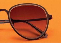 Modo Eyewear Paper-Thin Titanium VS1 - Modelo Torino Leve, moderno e  tecnológico! 04d2872ec6