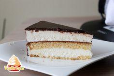 """VanilleTanz: Russische Souffle - Torte """" Птичье молоко """""""