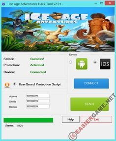 Unlimited Acorns, Shells, Berries in Ice Age Adventures  Download Ice Age Adventures Cheats:  http://easiergame.net/ice-age-adventures-cheat-hack-ios-android/