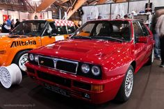 #Lancia #Delta #Intégrale à l'Avignon Motor Festival. Reportage complet : http://newsdanciennes.com/2016/03/28/grand-format-avignon-motor-festival-2016/ #Voiture #Ancienne #ClassicCar #VintageCar