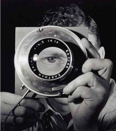 Erwin Blumenfeld Self portrait 1932