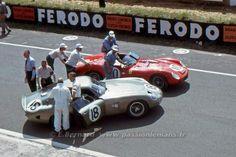 Le Mans 1963 : ASTON MARTIN DP215 Bianchi/Hill
