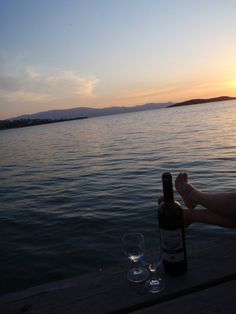 grab a glass of wine and lay down.. you should find something for think.