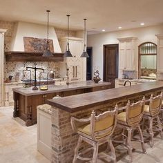 Kitchen Island Ideas Brick kitchen island ideas | kitchens, brick siding and bricks