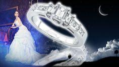 Three Stone Emerald Diamond Engagement Ring http://www.engagement-rings-info.org/emerald-cut-engagement-rings/