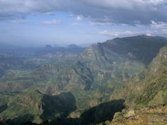 Simien National Park - Ethiopië