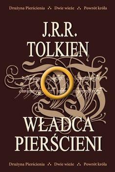 Władca Pierścieni Tolkien J. R. R.  3666 głosów Jeff Kinney, Jrr Tolkien, Self Publishing, Paperback Books, The Hobbit, Saga, Science Fiction, Book Art, My Books