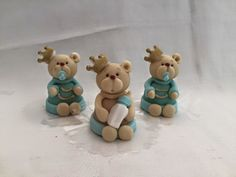 doces decorados urso principe - Pesquisa Google