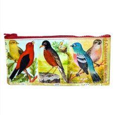 Produit découvert grâce à www.shopatthemuseum.fr : Trousse «Oiseaux»