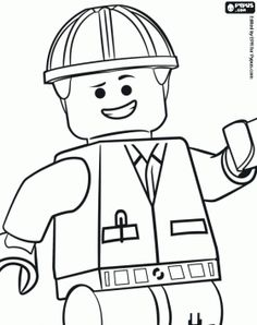 emmett coloring pages - photo#9