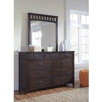 Strenton Dresser & Mirror