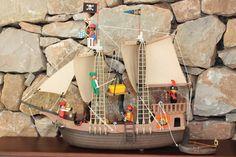 El barco pirata de Playmobil. | Va de barcos
