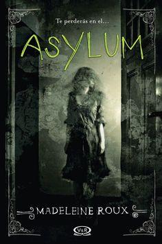 """[datosLibro] Si hablamos de un libro que nos llaman la atención por su portada y su edición es """"Asylum"""" de Madeleine Roux. En este libro característico ..."""