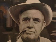 J. Frank Dobie photo, National Portrait Gallery IMG 4376.JPG. Born September 26, 1888 in Live Oak County, Texas. American folklorist, writer  newspaper columnist best known for his many books depicting the richness  traditions of life in rural Texas during the days of open range. He was instrumental in saving the Texas Longhorn breed of cattle from extinction.