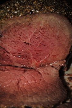 If you're lucky enough to find a sirloin roast or sirloin tip roast, then you've elevated a beef roast far beyond a simple pot roast - yummy as that might be. I've done a couple of articles on roasting beef - different cuts and techniques. Top Sirloin Roast Recipe, Oven Roast Beef, Rare Roast Beef, Beef Loin, Best Roast Beef, Cooking Roast Beef, Sirloin Tips, Roast Beef Recipes, Pot Roast