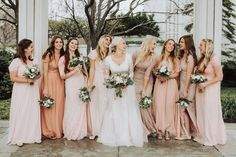 utah wedding photography pink dress slc #chelseafabrizio bountiful temple