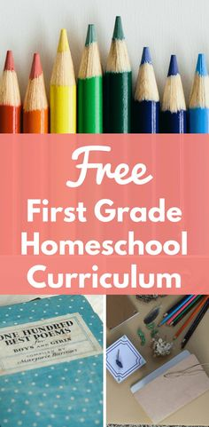 Grade Homeschool Curriculum Free This is a fantastic list of free First Grade homeschool curriculum. This list has it all.This is a fantastic list of free First Grade homeschool curriculum. This list has it all. Homeschooling First Grade, First Grade Curriculum, Free Homeschool Curriculum, How To Start Homeschooling, Science Curriculum, Online Homeschooling, Homeschool Kindergarten, Home School Curriculum, Homeschooling Statistics
