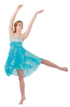 Costume Gallery: Ballet Contemporary Costume Details lexi's ballet make a wave