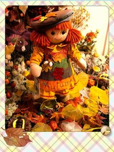 Autumn with My Doll