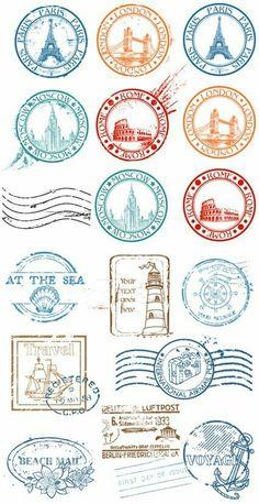 Resultado de imagem para arte convite passaporte