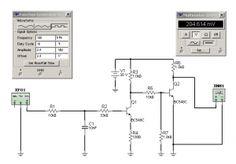 Circuito PWM completo de un sintonizador