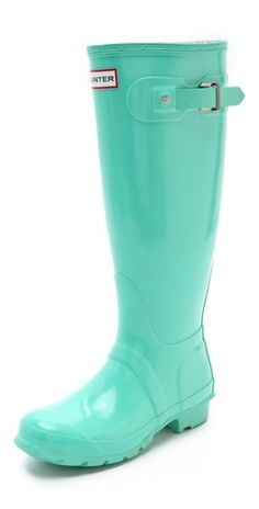 Hunter Boots I want these so bad