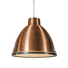 Lampa wisząca Anteros 38 matowa miedź - 91405