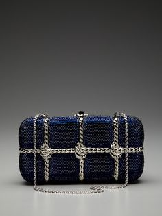 No one does an evening clutch like Judith Leiber.