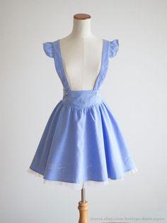 Secret Honey Ecliptic 12-constellations Carousel JSK Jumper Dress Lolita Kawaii #SecretHoney #JSKJumperdressPeplumTunic #Shibuya109Lolitafashion