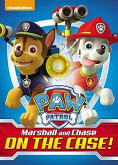 Paw Patrol: Marshall & Chase on the Case, http://www.amazon.com/dp/B00QT4VBTU/ref=cm_sw_r_pi_awdm_py77vb11B3GSR