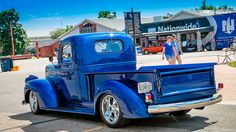 1946 Chevy Pickup Truck | 572 Cu. In. V8 480 LE Combo Owner:… | Flickr