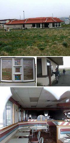 Abandoned Adak, Alaska McDonald's