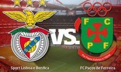 O Benfica ganhou 1-0 ao Paços de Ferreira na terceira jornada da fase de grupos da Taça da Liga ou Taça CTT, jogo que se realizou no dia 29 de Dezembro de 2016, no estádio da Luz.