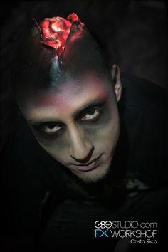 FX Makeup by www.gbostudio Creación de Personajes de Terror, Maquillajes FX