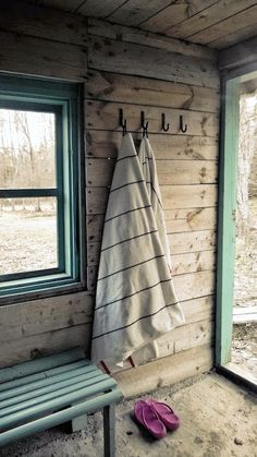 Turquioise tones in archipelago sauna Archipelago, Home Staging, Cottage Style, Villa, Lifestyle, House, Painting, Workout Plans, Lakes