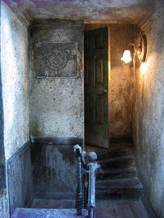 INTERMUNDIS, le blog officiel de Julien Martinez: Manoir de Samaris / 1er étage