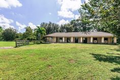 One of a kind opportunity to own in exclusive BBB Ranches in Parkland, FL. Parkland is a northwest suburb of Ft. Lauderdale .With easy access to I-95, the Florida Turnpike and I-75 you can be in Miami in 30 minutes and across to the west coast in an hour. This quiet town is know for it's horse lovers and a wonderful place to raise your family.