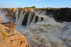 Explore Augrabies Falls National Park, South Africa - TripBucket