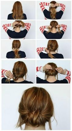 Si no tienes tiempo de arreglarte, ¡apunta estos rápidos tutoriales de peinados que nos enseña CÓMO ME GUSTA LA MODA!