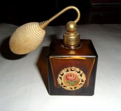 Very Nice Antique Perfume Bottle Scent Bottle