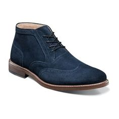 Check out the Arley Wingtip Chukka Boot by Stacy Adams - for true men of style and distinction. www.stacyadams.ca
