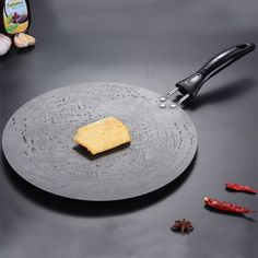 QueenTime Kitchen Griddle Pan Non-stick Grill Pans Cast Iron Omelet Crepe Pan Round Cookware For Induction And Gas Stove Pancake Roll, Pancake Maker, Pancake Pan, Square Cake Pans, Square Cakes, Non Stick Grill Pan, Griddle Grill, Baked Pancakes, Crepe Pan