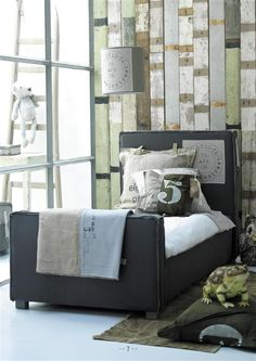 #stapelgoed #bed #slaapkamer