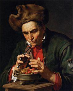BLOEMAERT Abraham, Allegory of Winter