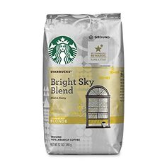 Starbucks Bright Sky Blend, Ground Coffee, 12 oz *** Find out more about the great product at the image link.
