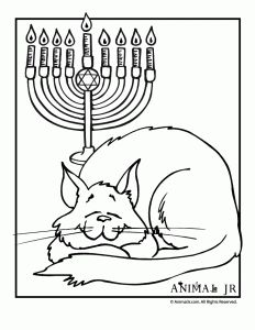 hanukkah color sheets cute and different they also have christmas ones - Hanukkah Printable Coloring Pages